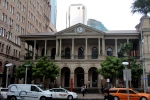 Opened in 1872, an example of neo-classical architecture. It used to be the site of the Queensland Museum but the museum has since moved premises.