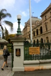Completed in 1867 and has remained the home of the parliament of Queensland ever since.